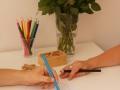 Ergotherapie Schreibtraining